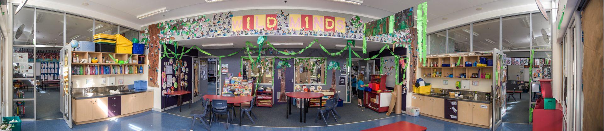 Tour, Upper Harbour Primary School
